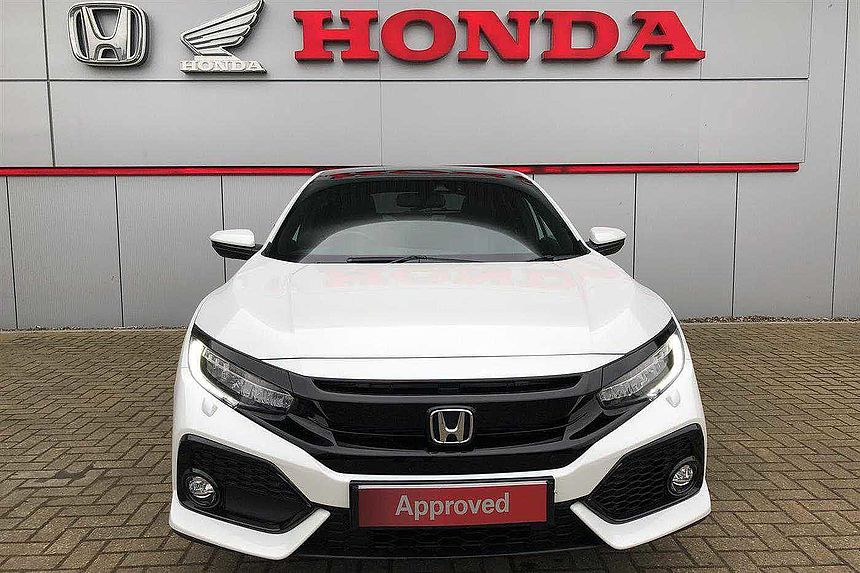 Honda Civic 1.6 i-DTEC (120PS) EX (s/s) 5-Door